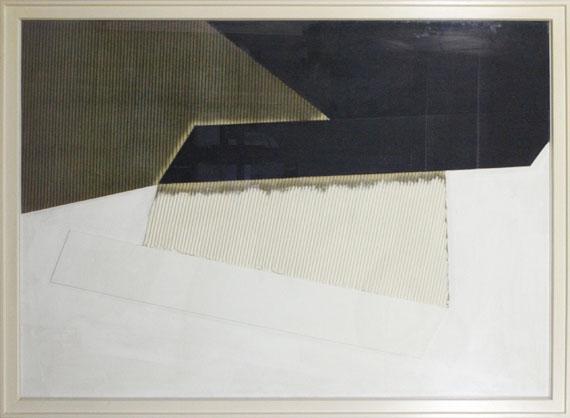 Ulrich Erben - Ashqelon II - Frame image