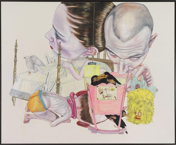 Léopold Rabus - Le Berceau - Frame image