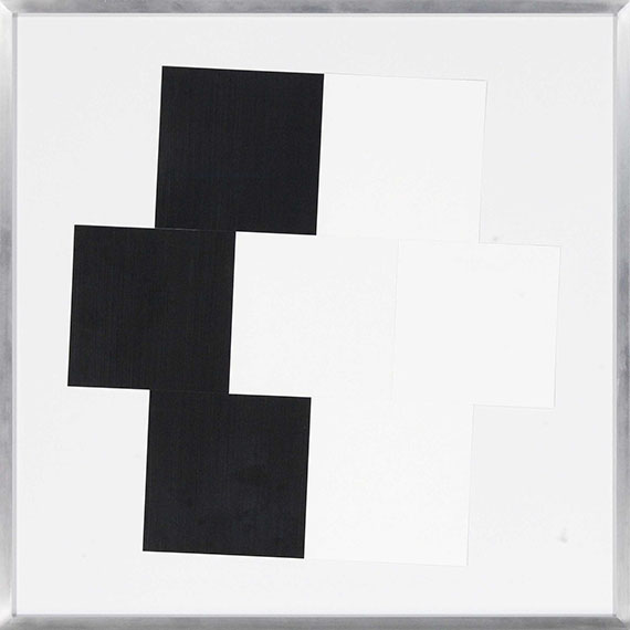 Imi Knoebel - Weiss-Schwarz 4 Ed. - Frame image