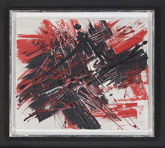 Fred Thieler - Ohne Titel - Frame image