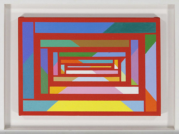 Piero Dorazio - Ohne Titel - Frame image