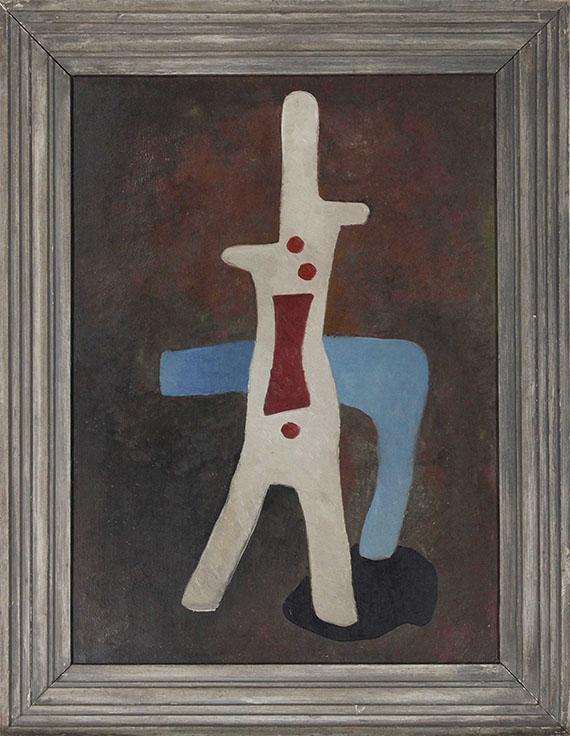 Otto Ritschl - 1932/8 Komposition - Frame image