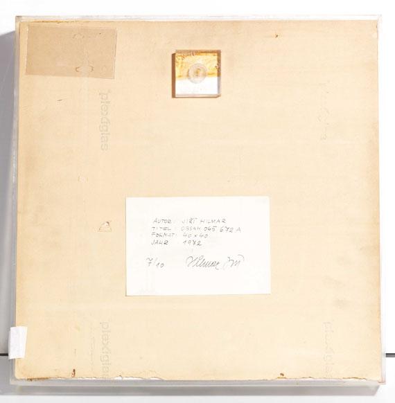 Jiri Hilmar - Obsah 065/672A - - Back side