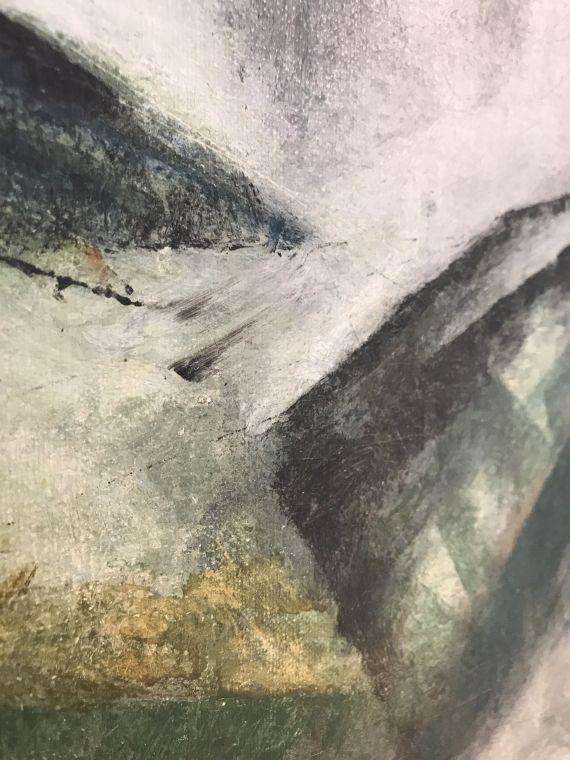 Lyonel Feininger - Waldszene - Weitere Abbildung