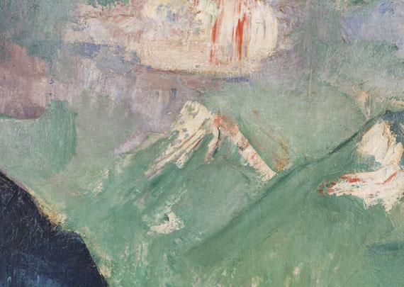 Hermann Max Pechstein - Am Genfer See - Weitere Abbildung