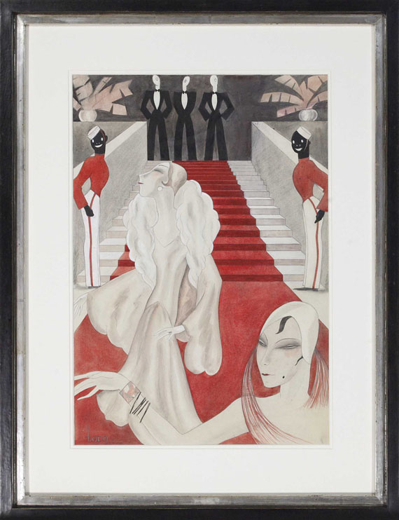 Dodo (d. i. Dörte Clara Wolff) - Red Carpet - Rahmenbild