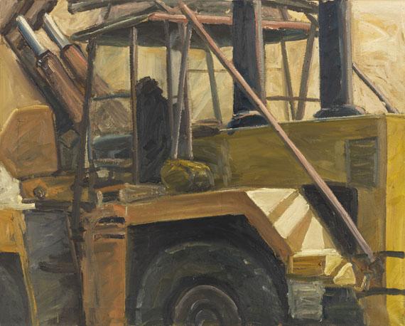 Ralph Fleck - Steinbruch (Bild und zwei Ausschnitte) - Weitere Abbildung