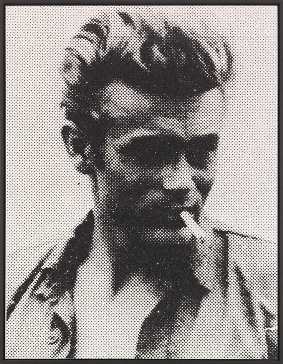 Russell Young - James Dean - Rahmenbild