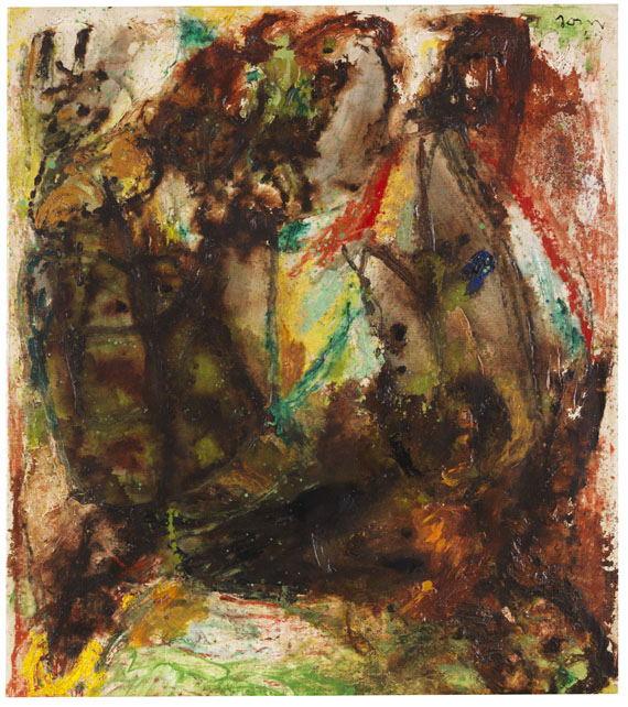 Asger Jorn - Untitled