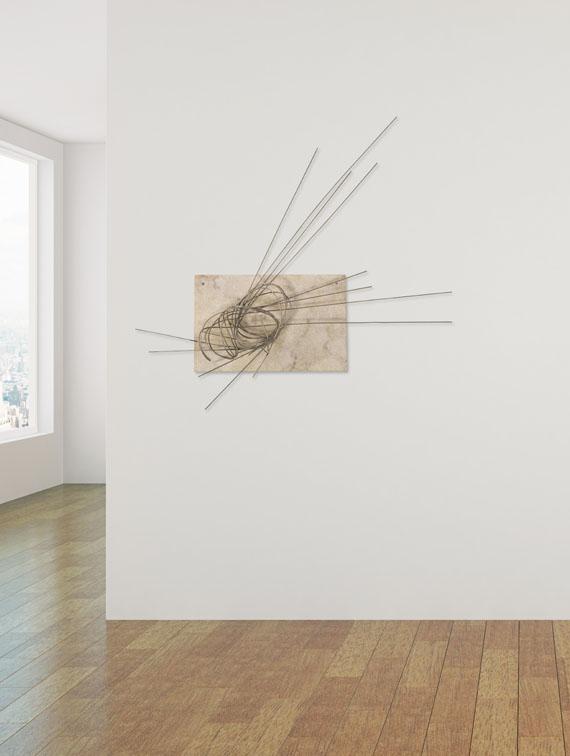 Norbert Kricke - Raumplastik - Weitere Abbildung