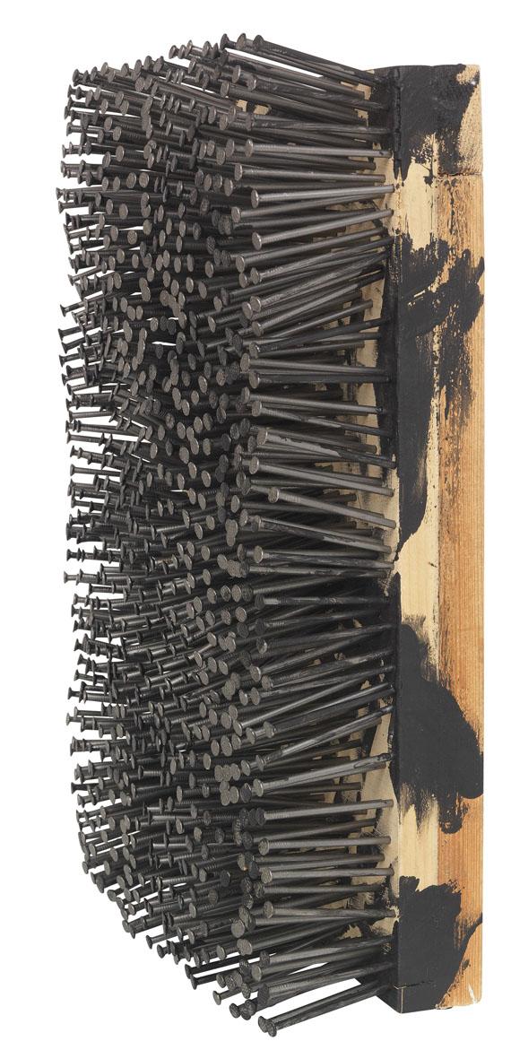 Günther Uecker - Feld (For Ezra Pound) - Weitere Abbildung