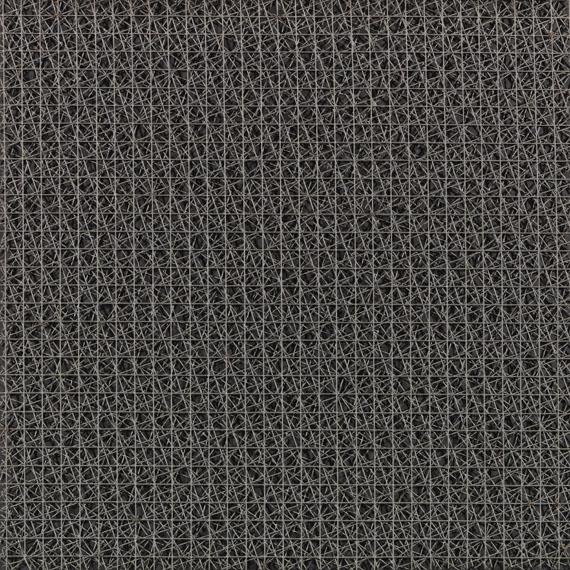 François Morellet - 5 trames de grillage 0° 18° 36° 54° 72°