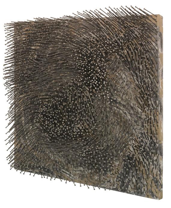 Günther Uecker - Woge, Japan - Weitere Abbildung