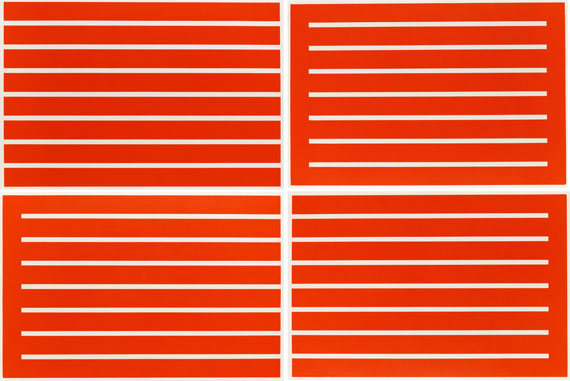 Donald Judd - Untitled 1991-1994