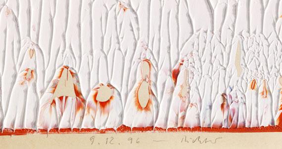 Gerhard Richter - Ohne Titel (9.12.96) -
