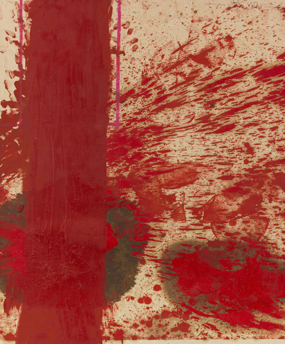 Hermann Nitsch - Wiener Secession