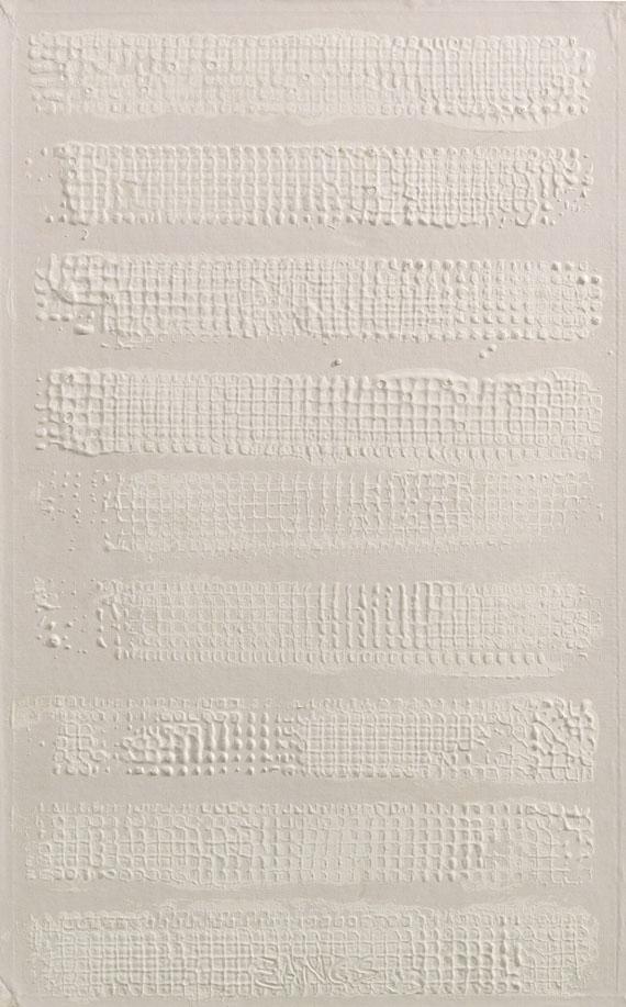 Herbert Zangs - Reliefbild