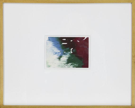 Gerhard Richter - Ohne Titel (21.2.2010) - Frame image