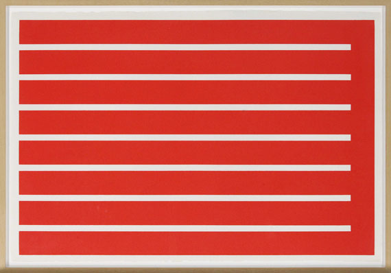 Donald Judd - Untitled 1991-1994 - Rahmenbild