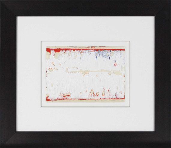 Gerhard Richter - Ohne Titel (9.12.96) - Rahmenbild