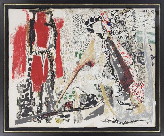 Jean Paul Riopelle - Subito Presto - Frame image