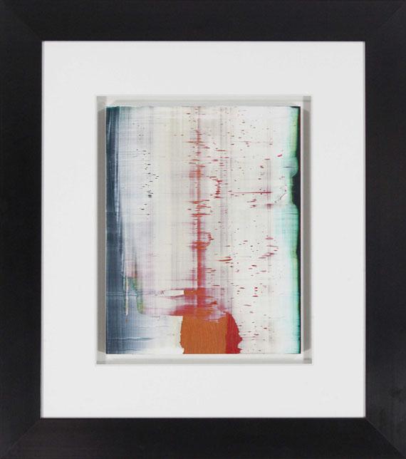 Gerhard Richter - Fuji - Frame image