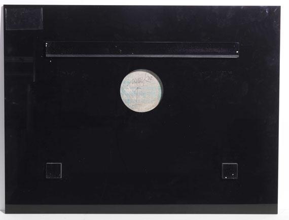 Heinz Mack - Flügelrelief - Back side