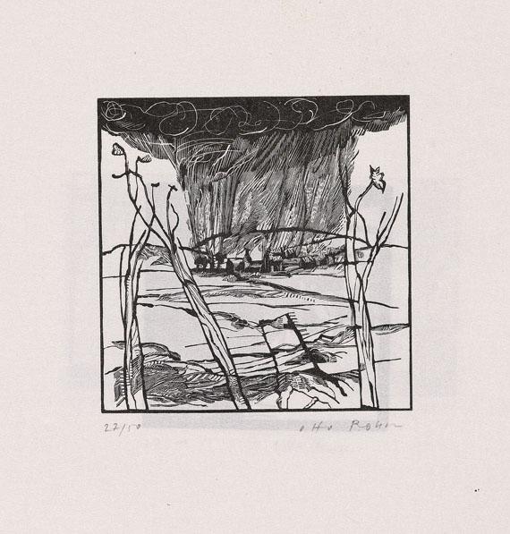 Heinrich von Kleist - Das Erdbeben in Chili. 1981 (mit Suite)
