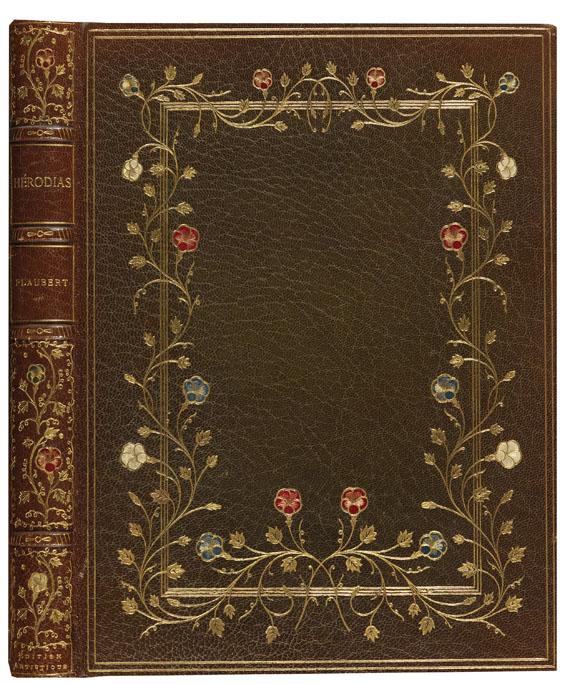 Gustave Flaubert - Herodias.