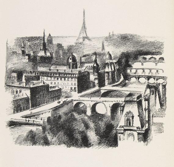 Robert Delaunay - Allo! Paris!