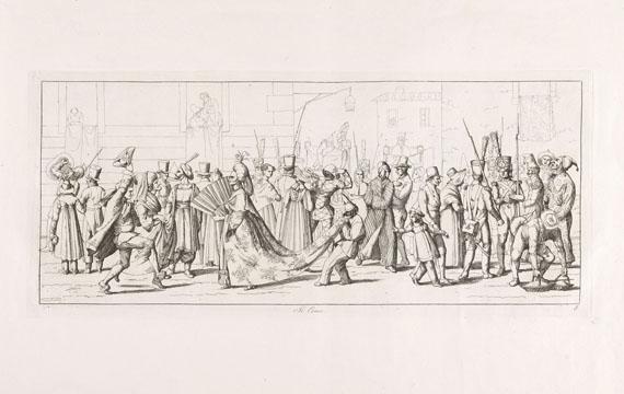 Hjalmar von Mörner - Il Carnevale di Roma