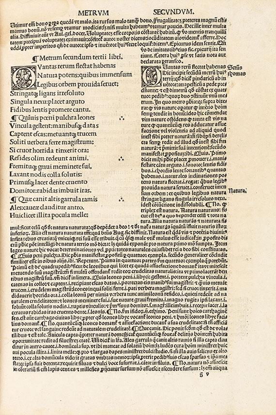 Anicius Manlius S. Boethius - De consolatione philosophiae