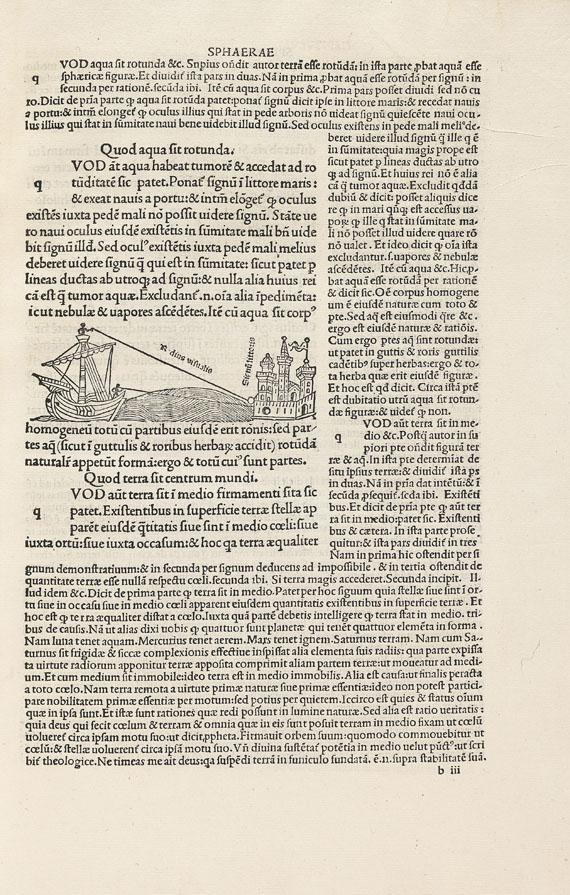 Johannes de Sacrobosco - Sphaera Mundi -