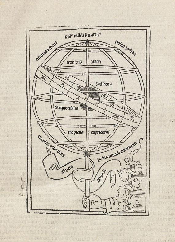 Johannes de Sacrobosco - Sphaera Mundi