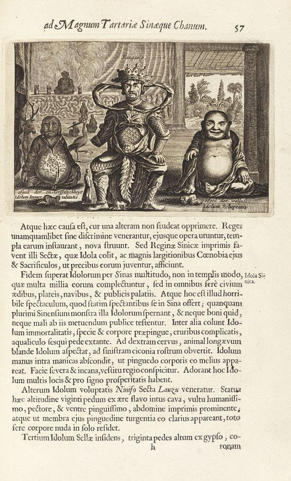 Johann Nieuhof - Legatio Batavica