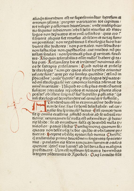 Johannes Gerson - De examinatione doctrinarum