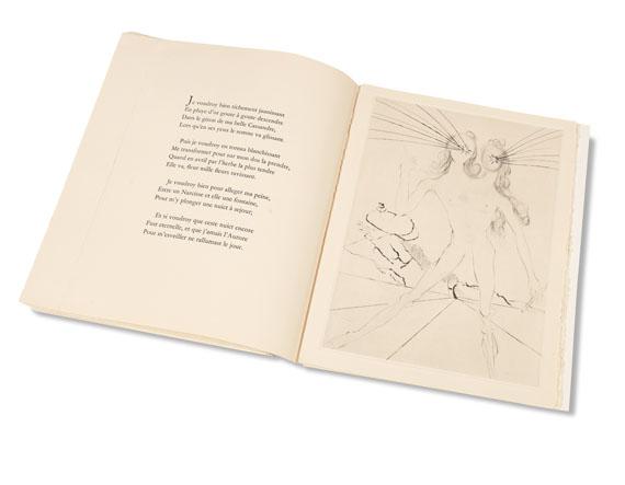 Salvador Dalí - Les Amours de Cassandre - Weitere Abbildung