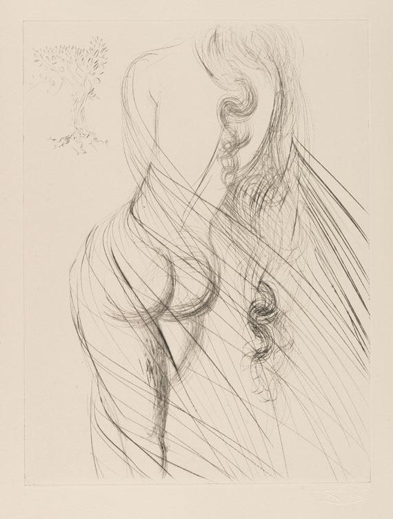 Salvador Dalí - Les Amours de Cassandre