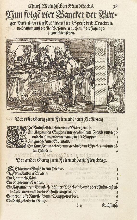Marx Rumpolt - Ein new Kochbuch