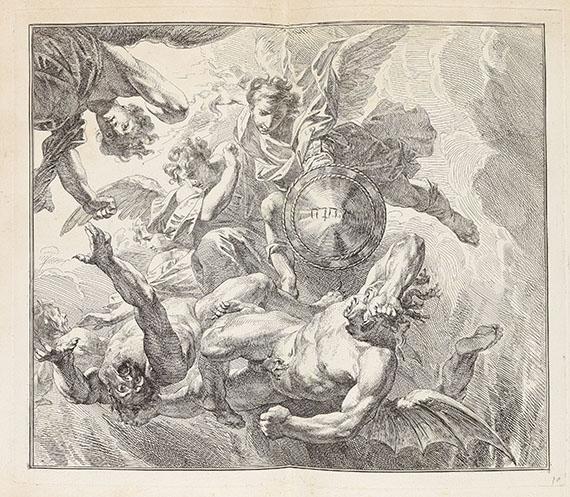 Peter Paul Rubens - Les plat-fonds ou les tableaux  des galeries de l'eglise ...
