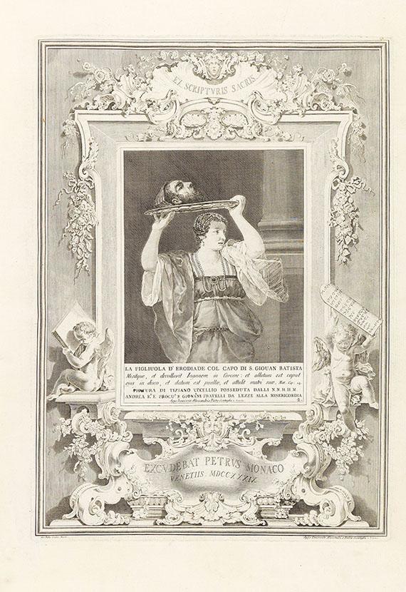 Pietro Monaco - Raccolta di cento dodici stampe di pittura