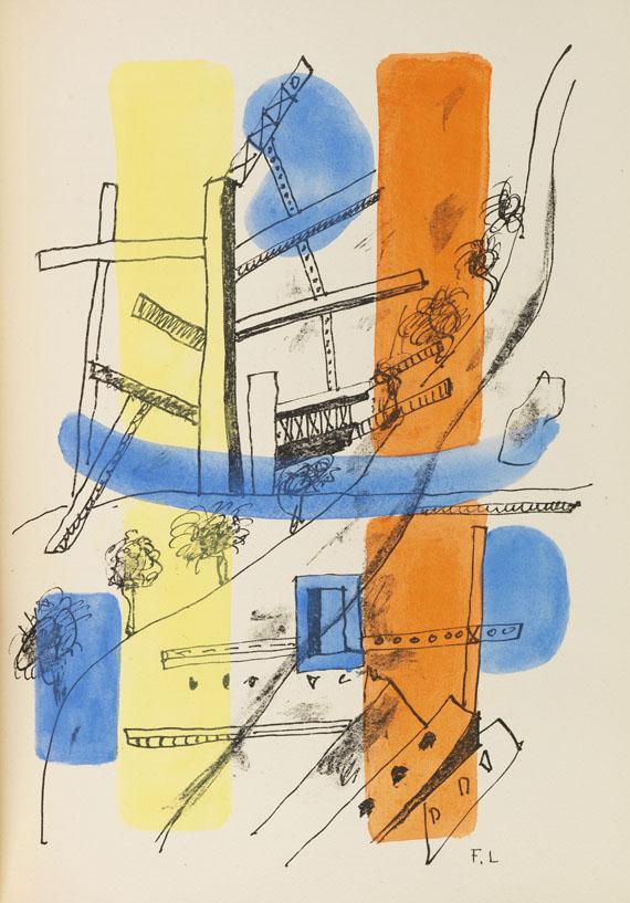 Arthur Rimbaud - Les Illuminations - Weitere Abbildung