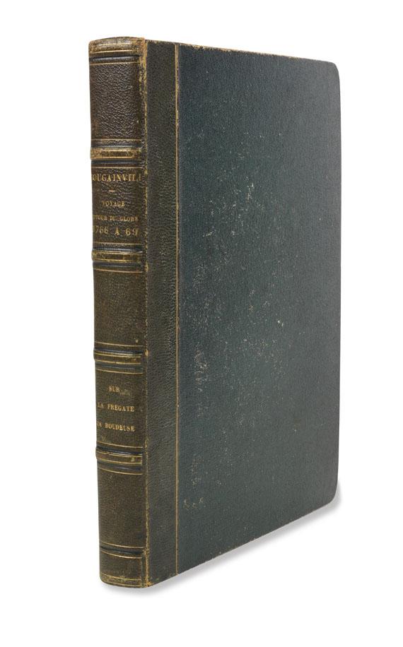 Louis Antoine de Bougainville - Voyage autour du monde - Weitere Abbildung