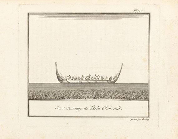 Louis Antoine de Bougainville - Voyage autour du monde