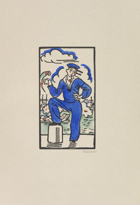 Richard Seewald - Kleines Bilderbuch vom Krieg - Weitere Abbildung