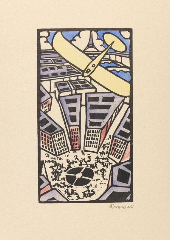 Richard Seewald - Kleines Bilderbuch vom Krieg