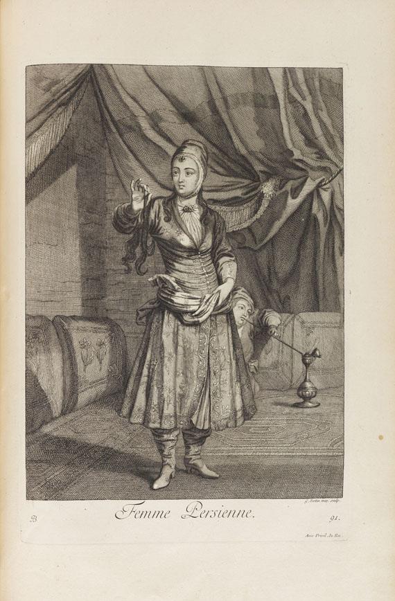 Charles de Ferriol - Recueil de cent estampes -