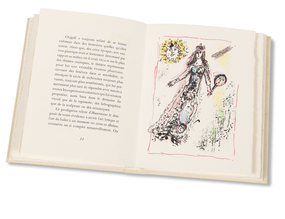 Marc Chagall - La Féerie et le Royaume - Weitere Abbildung