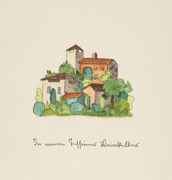 Hermann Hesse - 12 Gedichte -