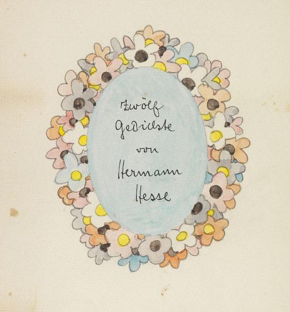 Hermann Hesse - 12 Gedichte